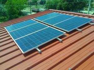 Bugac - 1,5 kW-os napelemes rendszer