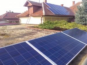 Jászszentlászló – 8 kW-os napelem rendszer kiépítése, 1-es kép