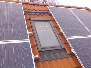 Kiskunfélegyháza, Bankfalu (másik épület) – 5 kW napelem rendszer kiépítése, 2-es kép