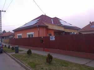 Kiskunfélegyháza, napelem rendszer bővítése, plusz 2 kW, 2-es kép