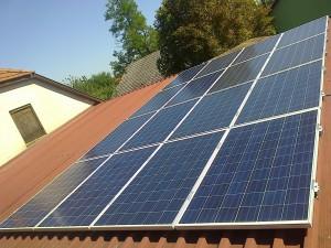 Kiskunfélesgyháza, 4 kW-os naplemes rendszer