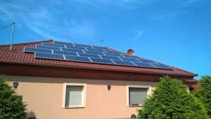 Lajosmizse, 6 kW-os napelemes rendszer kiépítése, 2. kép