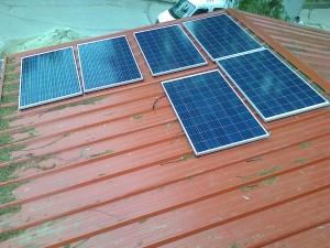 Nyárlőrinc - 1,5 kW-os napelemes rendszer - 2