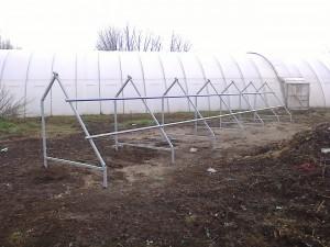 Petőfiszállás, Tanya, 3 kW napelemes rendszer, keretek
